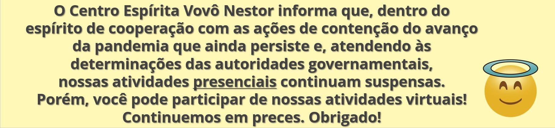 Centro Espírita Vovô Nestor